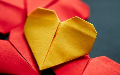 Make Space | Origami Hearts