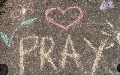 Make Space | Chalk Prayers